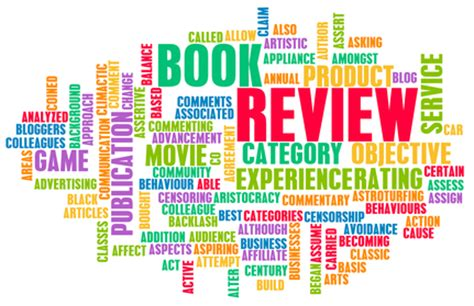 Writing review about a books